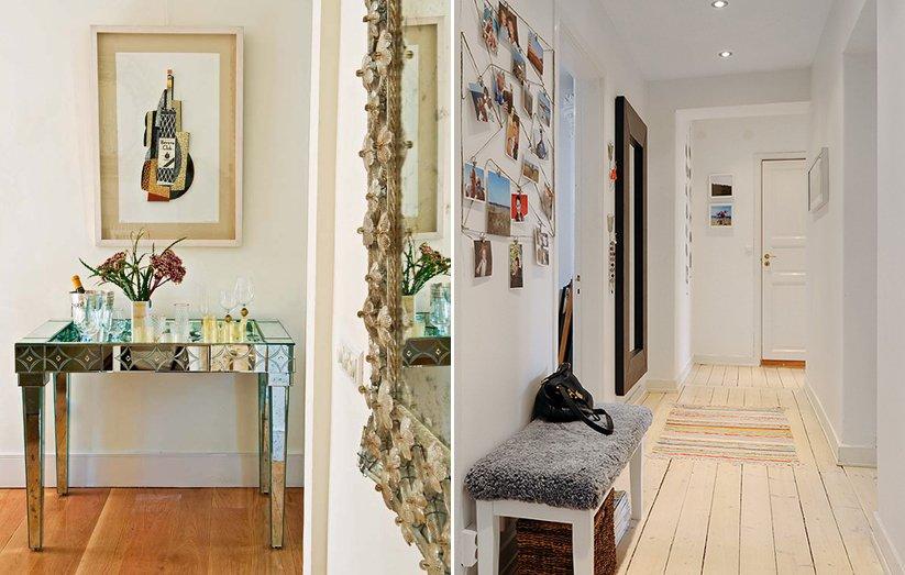 Consejos para decorar el recibidor de casa decoraci n del - Ideas para entradas de casa ...