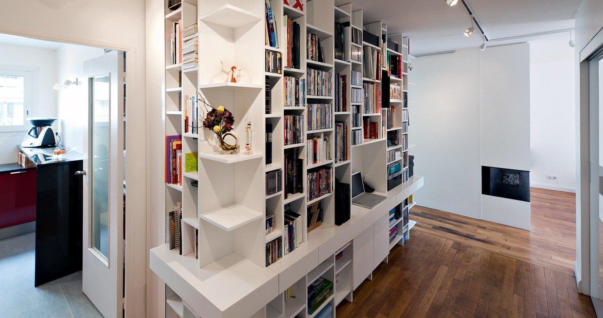 Consejos para aprovechar el espacio en casas peque as - Como organizar los muebles en una casa pequena ...