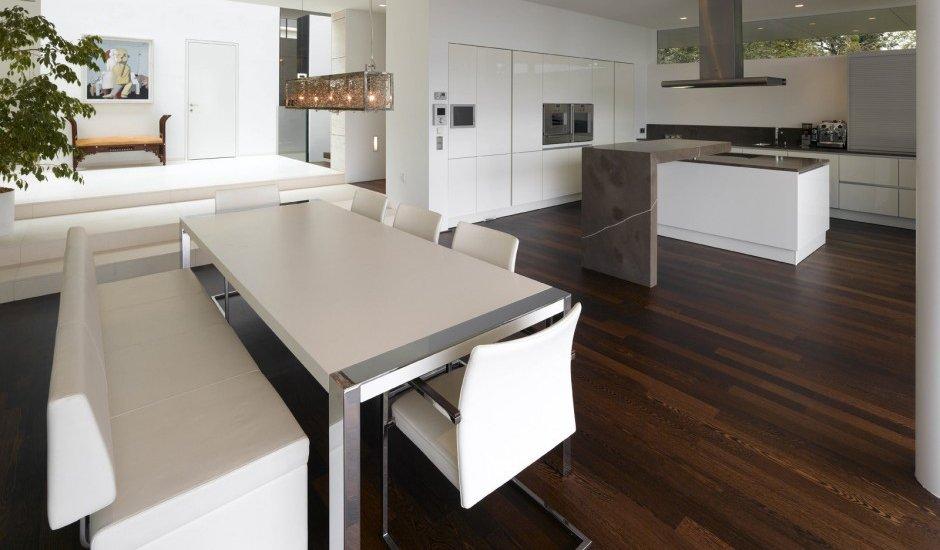 Consejos para las cocinas americanas decoraci n del hogar - Cocinas americanas minimalistas ...