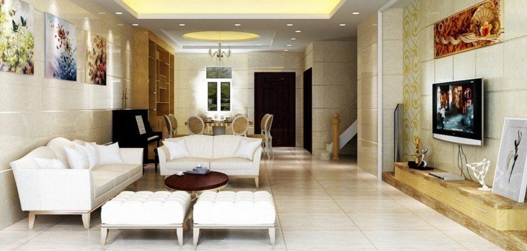 C mo distribuir los muebles del sal n comedor decoraci n for Como decorar un living comedor pequeno rectangular