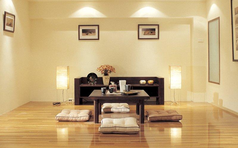 Consejos para un sal n de estilo japon s decoraci n del for Decoracion de salones pequenos clasicos