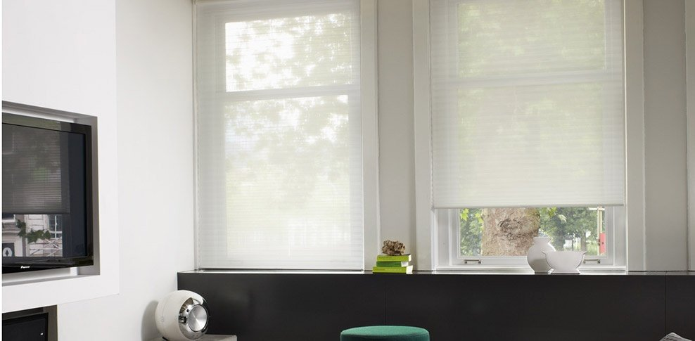 Colecci n de cortinas y estores de la firma gradulux - Stores y cortinas ...