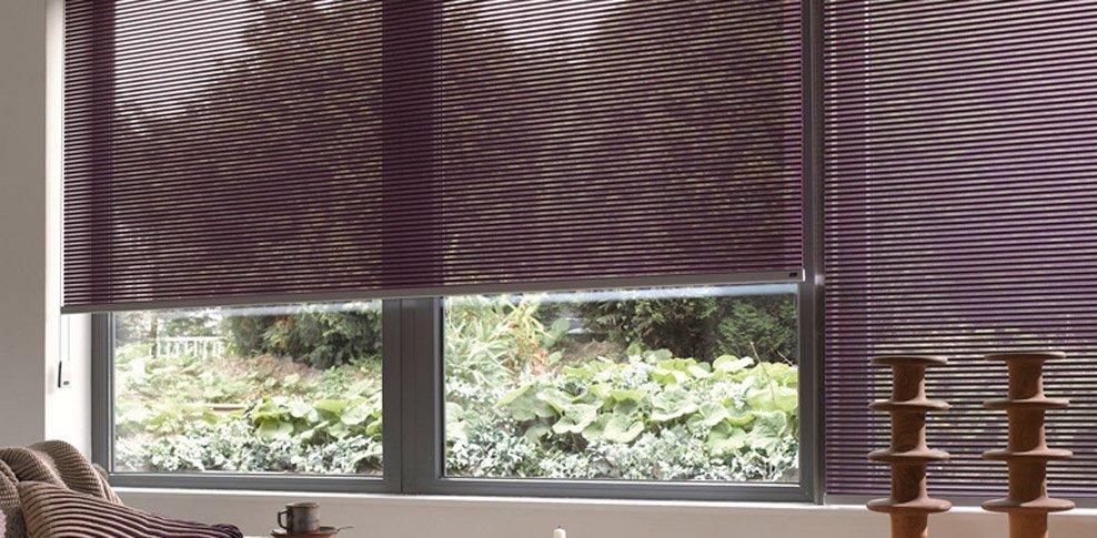 Estores y cortinas de la firma gradulux cortinas y - Cortinas y estores ...