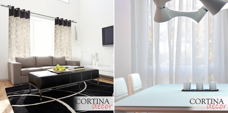 Cortinas de cortinadecor