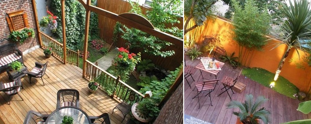 Crea un jard n en tu terraza decoraci n del hogar - Crear mi propia casa ...