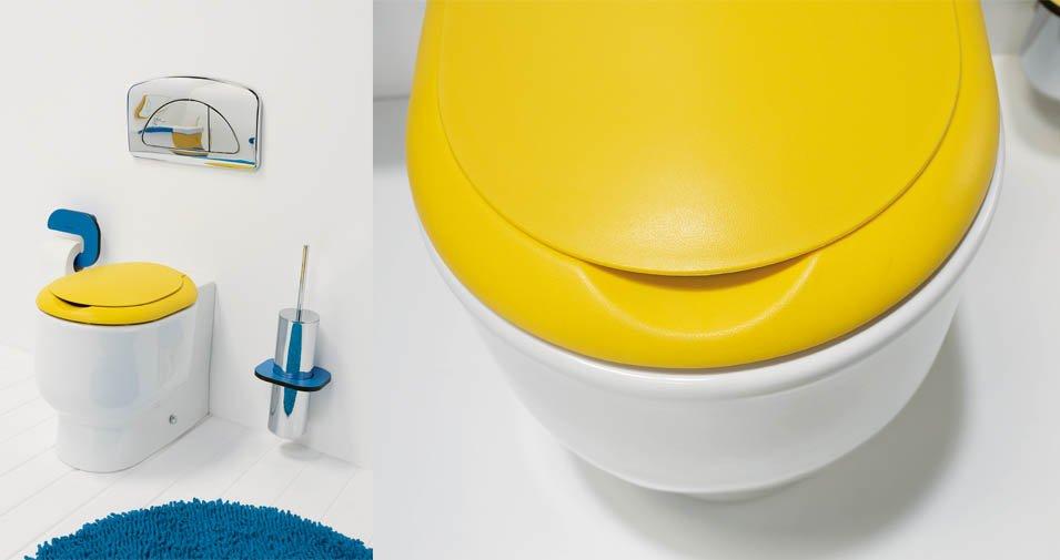 Accesorios De Baño Infantiles:Cuarto de baño para niños de Sanindusa