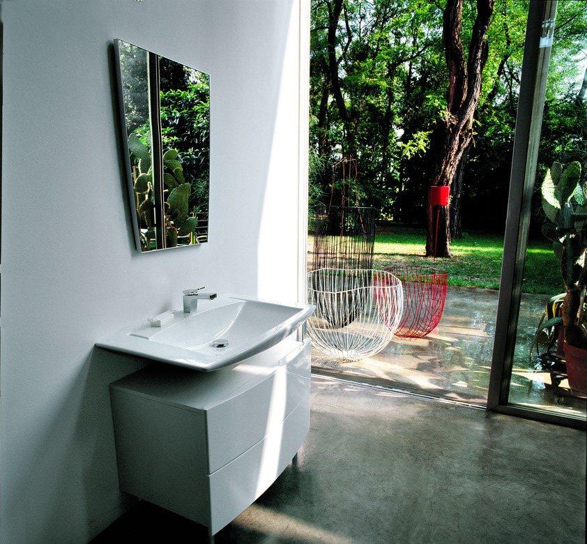 Cuartos de baño de la firma Laufen. Decoración del hogar.