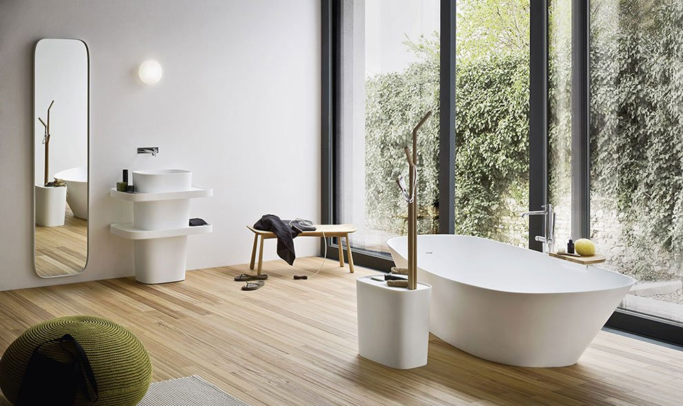 Cuartos de ba o modernos rexa decoraci n del hogar for Cuartos de bano estilo zen