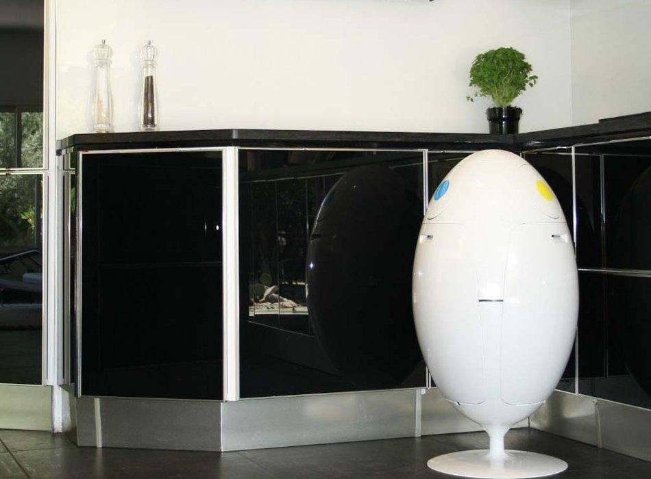 Cubo de basura para reciclar ovetto decoraci n del hogar - Cubos para reciclar ...