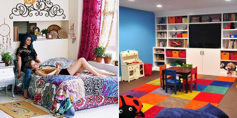 decora tu hogar con elementos patchwork para decorar el dormitorio