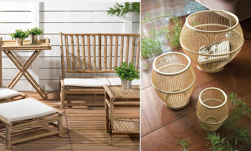 Ideas para decorar con bamb decoraci n del hogar for Decoracion del hogar con plantas