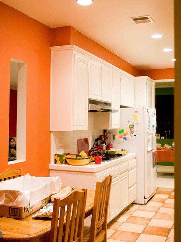 Estimula tu decoraci n con el color naranja decoraci n - Decoracion con color naranja ...
