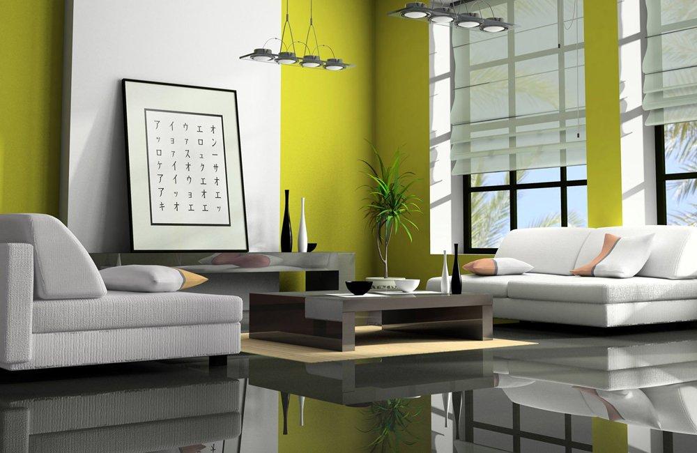 Decoraci n e ideas para mi hogar decoraci n en color amarillo for Decoracion e ideas para mi hogar