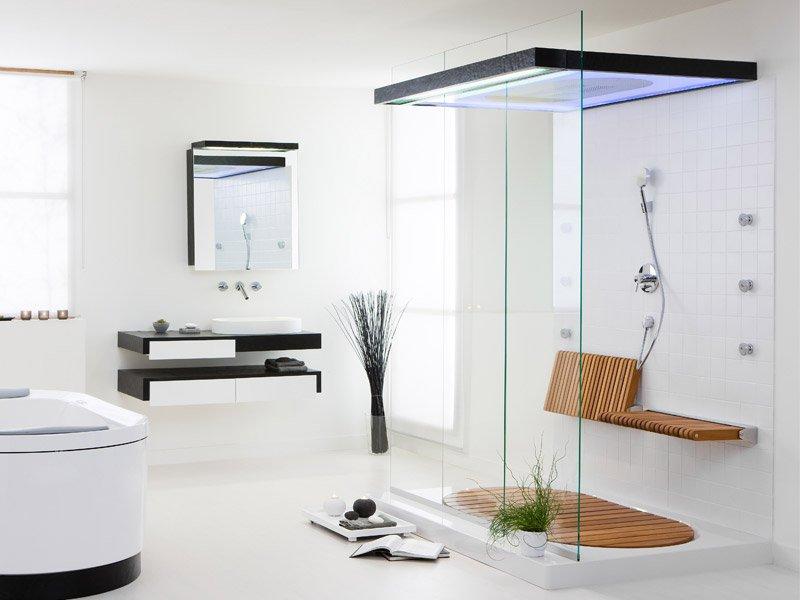 Decoración de baños con duchas italianas. Decoración del hogar.