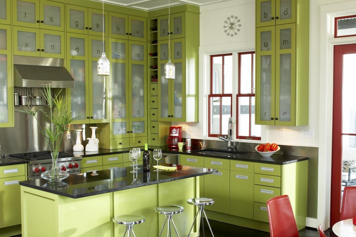 Cocinas de colores | masluzmx
