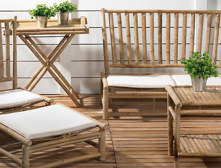 decoracin de exteriores ecolgica opta por materiales ecolgicos