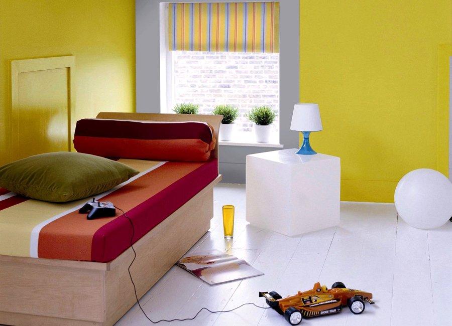 Decoraci n con colores amarillos decoraci n del hogar - Decoracion en amarillo ...