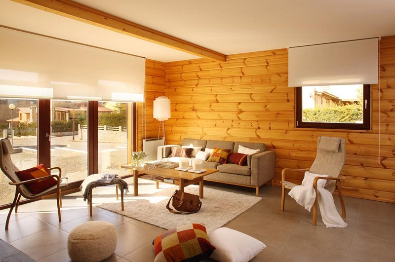 Pasin por la madera Decoracin del hogar