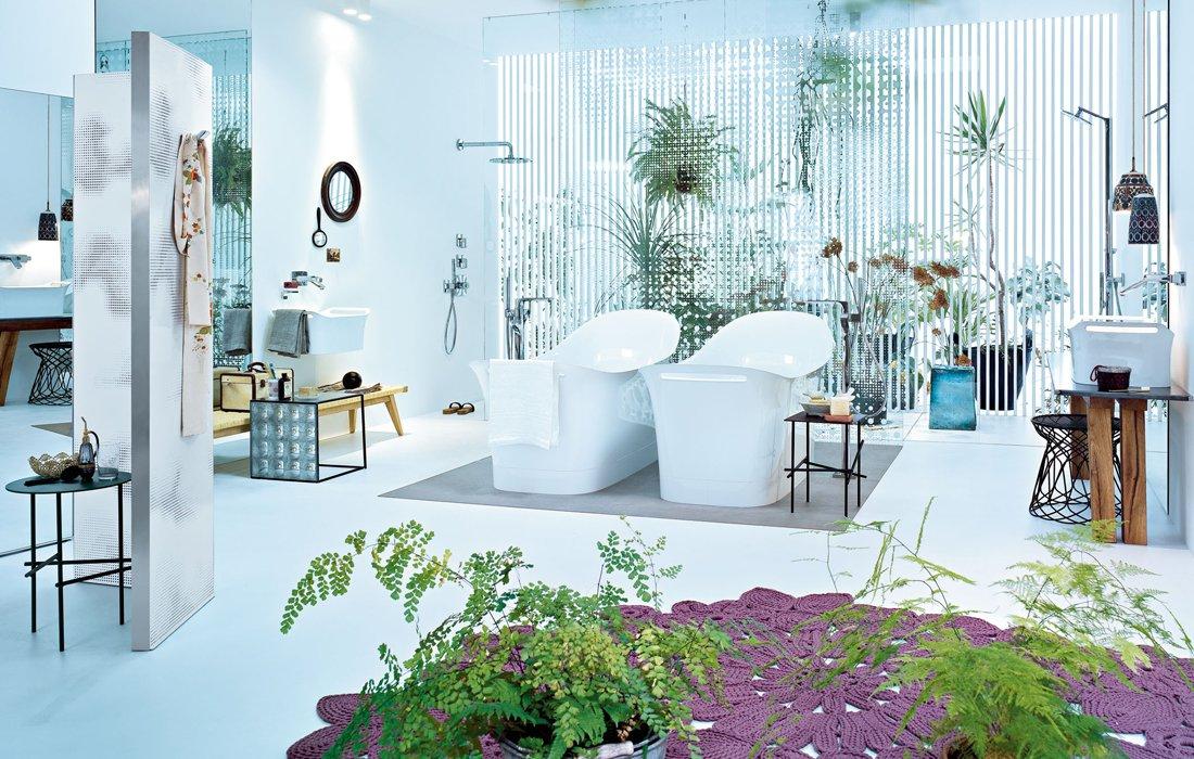 decorar el cuarto de bao con plantas - Como Decorar Un Cuarto De Bao