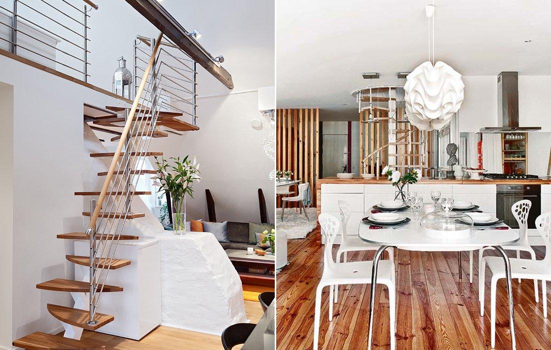 Consejos para decorar un d plex decoraci n del hogar - Ideas para decorar un loft ...