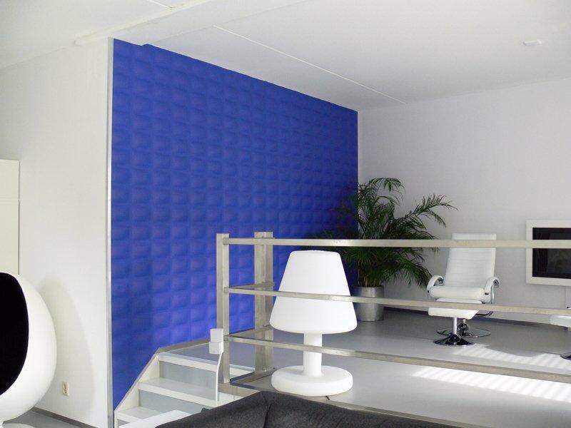 Paredes en 3 dimensiones decoraci n del hogar for Paredes en 3d decoracion