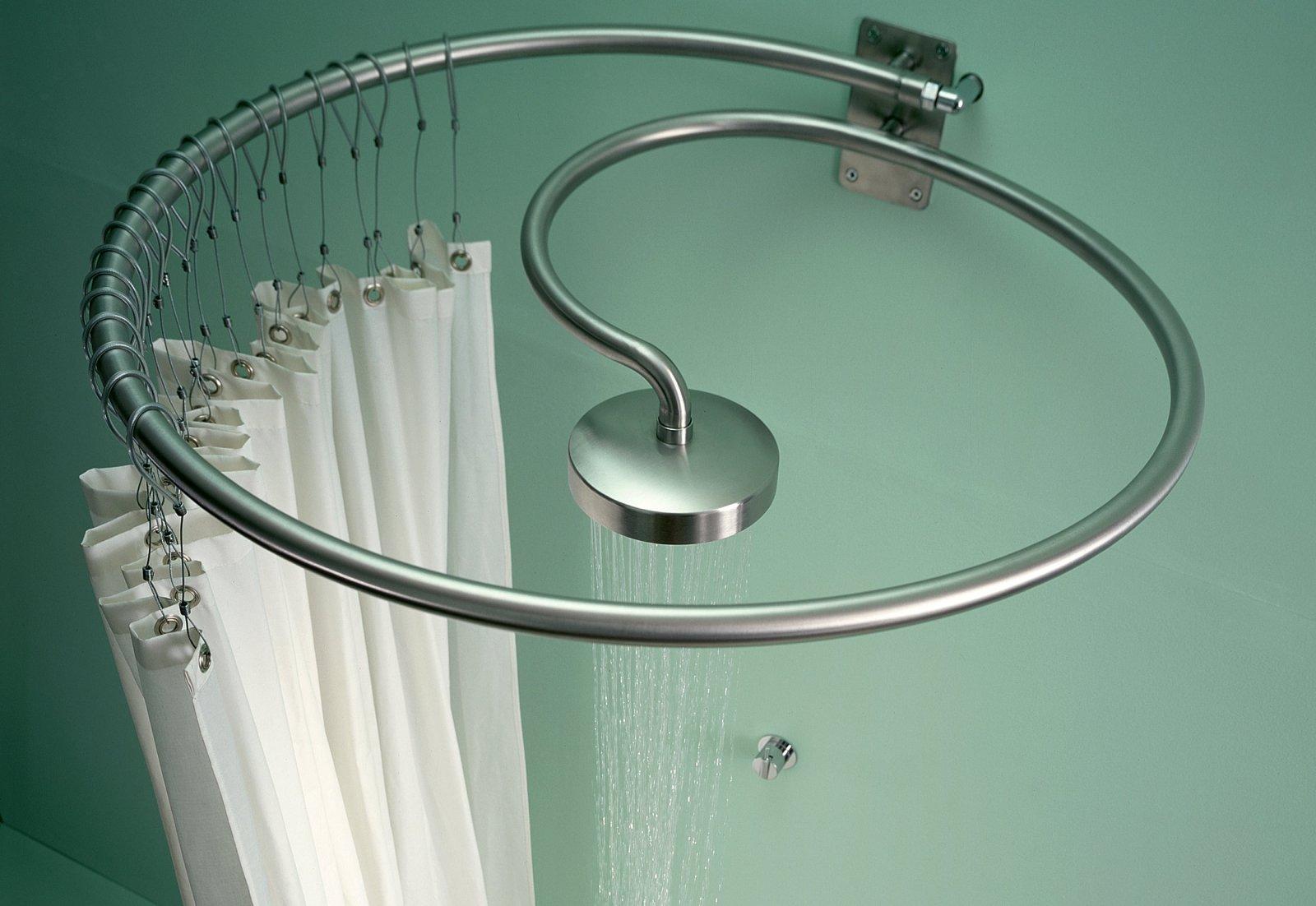 Duchas originales para cuartos de ba o modernos for Plato de ducha flexible