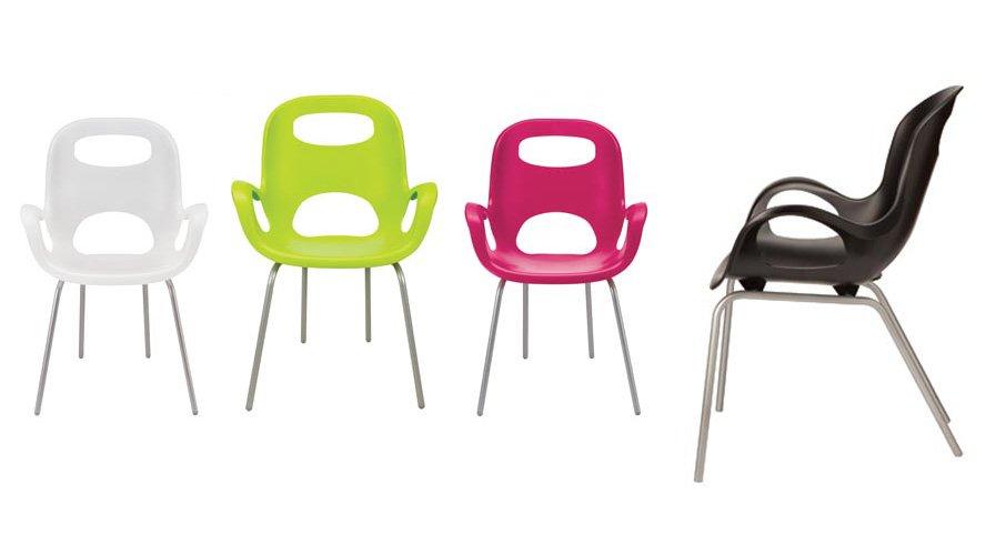 Diseño De Las Silla Oh! Chair