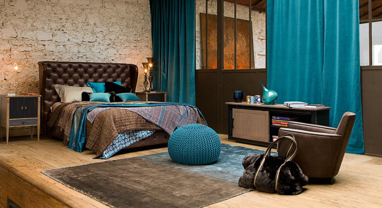 Colecci n de dormitorios roche bobois decoraci n del hogar - Alfombras para dormitorios juveniles ...