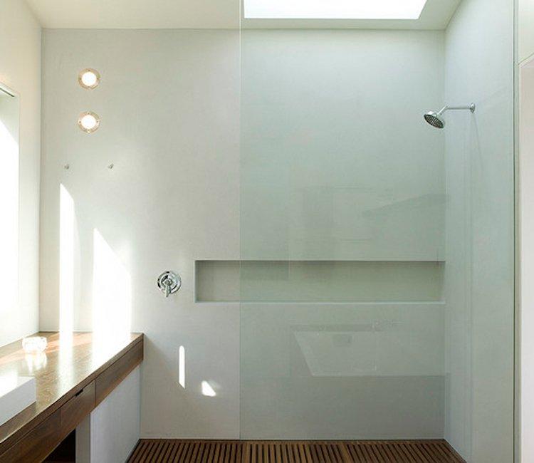Inspiración para duchas estilo loft. Decoración del hogar.