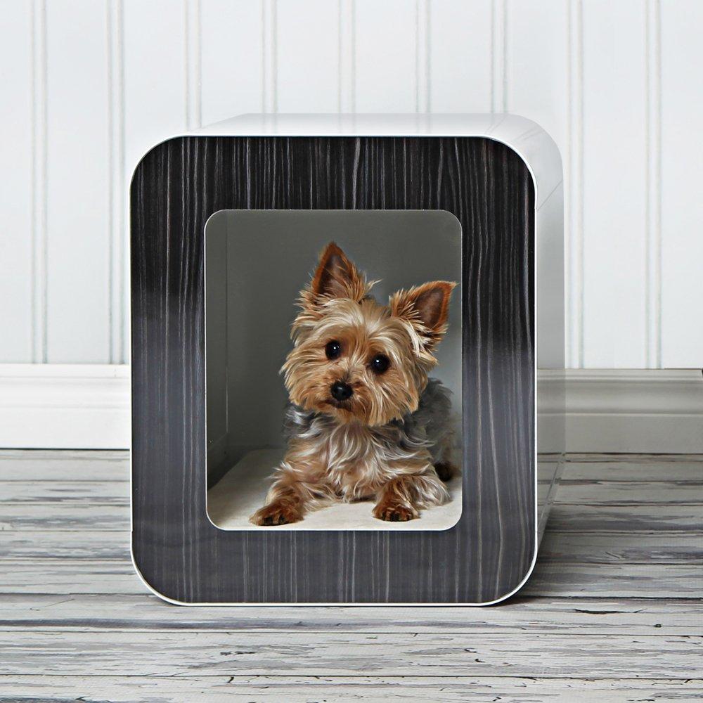 Elegantes casetas de perros para el interior decoraci n for Casetas para perros bricomart