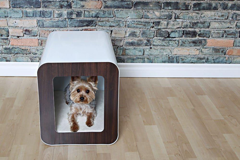 Casetas de perros de la firma kooldog elegantes casetas for Casetas para banos