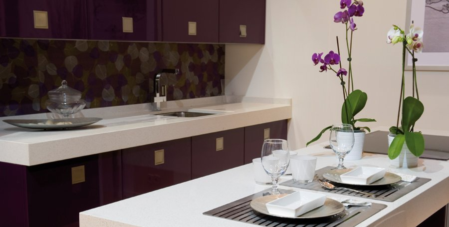 Encimeras compac para la cocina decoraci n del hogar for Encimeras de cocina de cuarzo