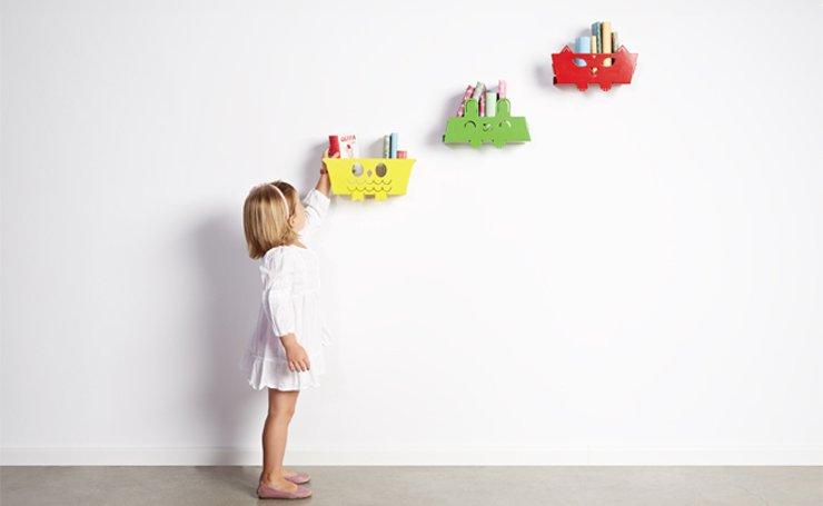 estantera para infantiles