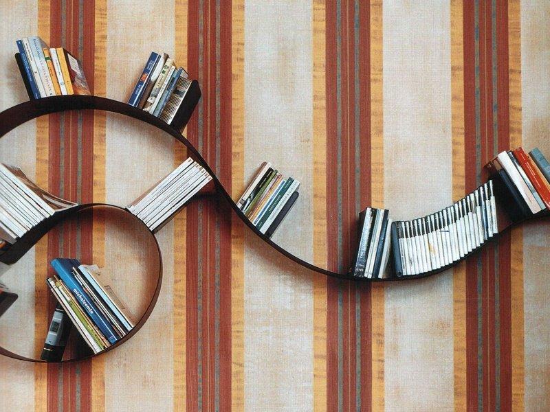 Estanter as originales decoraci n del hogar - Estanterias diseno para libros ...