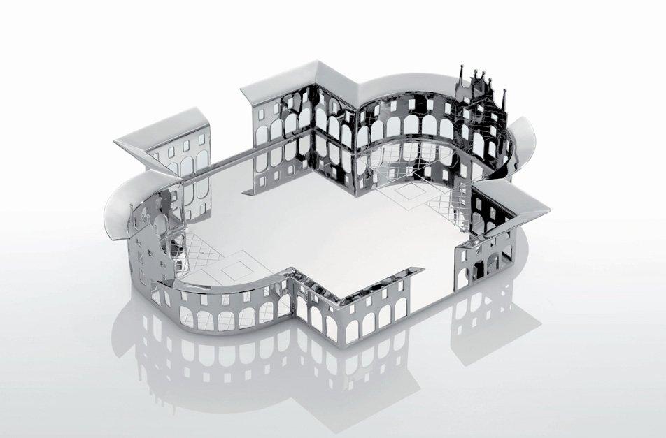 Accesorios Para Baño Que Se Pegan:Muebles y accesorios de estilo moderno de Fabio Novembre Decoración