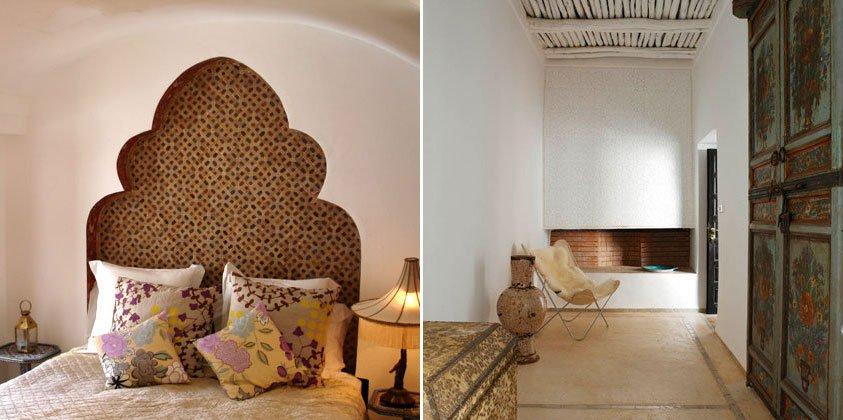 Decoraci n marroqu en el hotel p tit habibi decoraci n - Decoracion arabe interiores ...