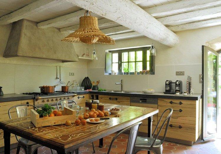 Decoraci n de cocinas tradicionales decoraci n del hogar - Cocinas con encanto ...