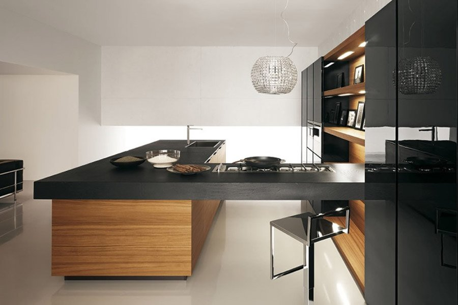 Qu estilo quieres para tu cocina decoraci n del hogar for Cocinas super modernas