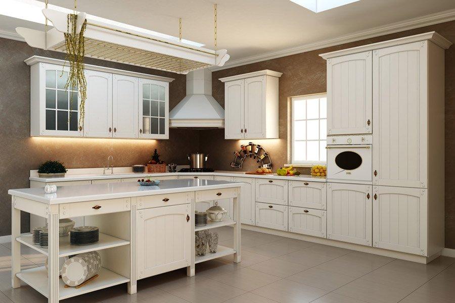 Qu estilo quieres para tu cocina decoraci n del hogar for Estilos de cocinas