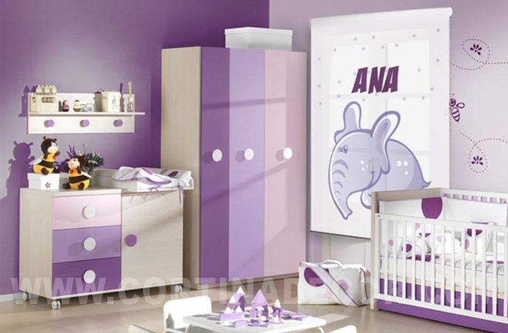 Estores infantiles personalizados decoraci n del hogar - Estores para bebes ...