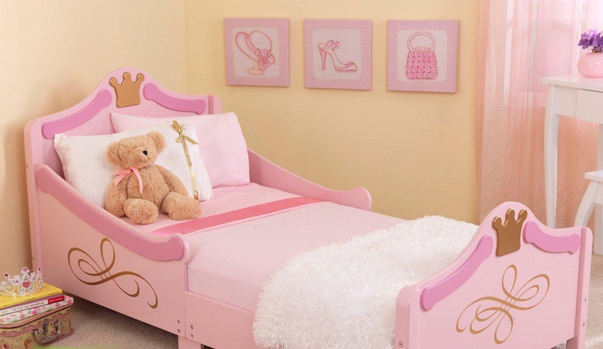 Ideas de camas para habitaciones infantiles decoraci n - Camas de princesas para nina ...