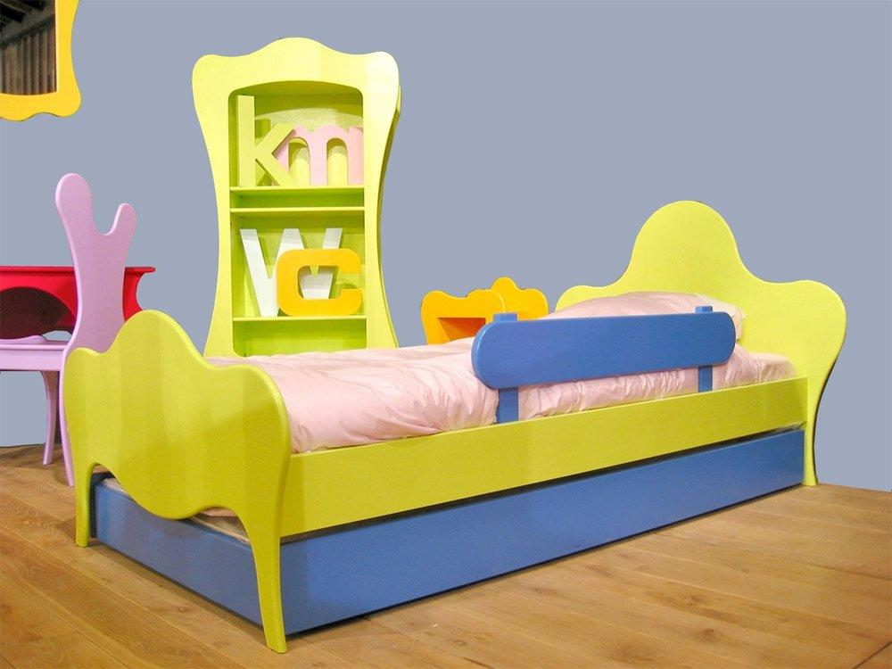 Ideas de camas para habitaciones infantiles decoraci n - Camas dormitorios infantiles ...