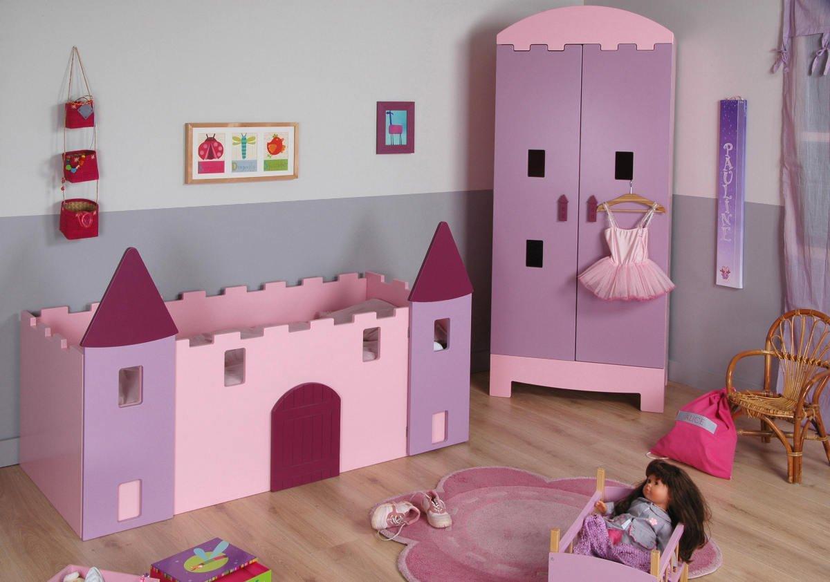 Habitaciones infantiles de octave l ontine decoraci n - Habitaciones infantiles ninas ...