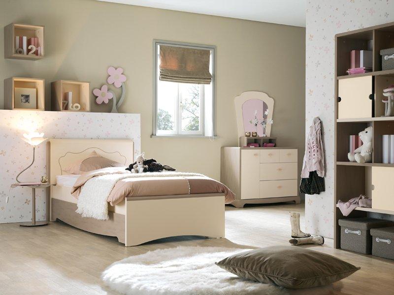 Muebles gautier para habitaciones de adolescentes for Muebles para habitaciones