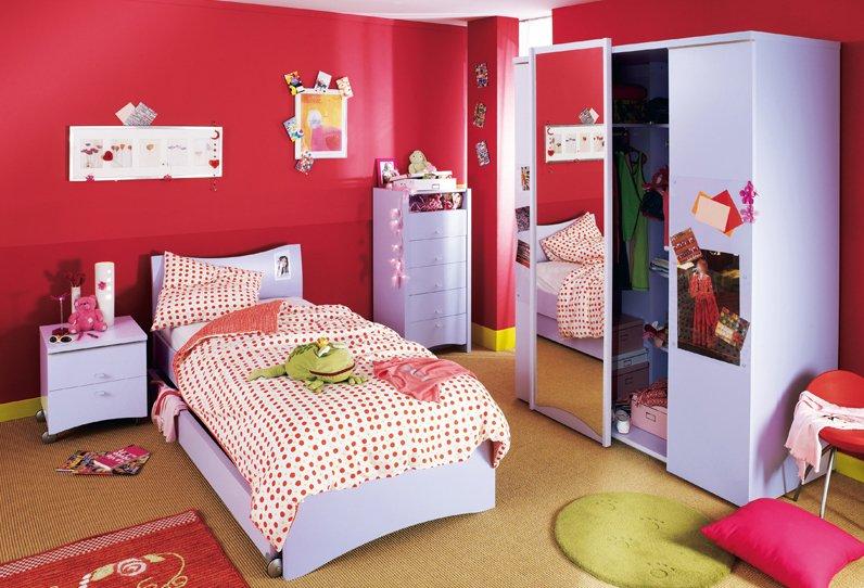 Muebles gautier para habitaciones de adolescentes for Diseno de habitacion para adolescente