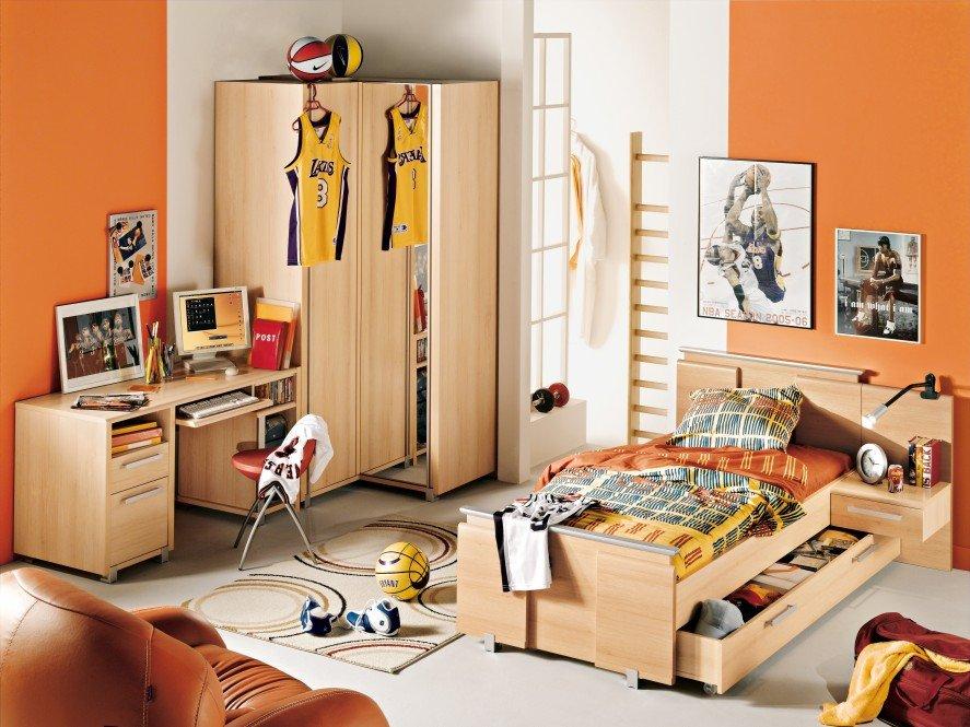 Muebles gautier para habitaciones de adolescentes for Decoracion del hogar muebles