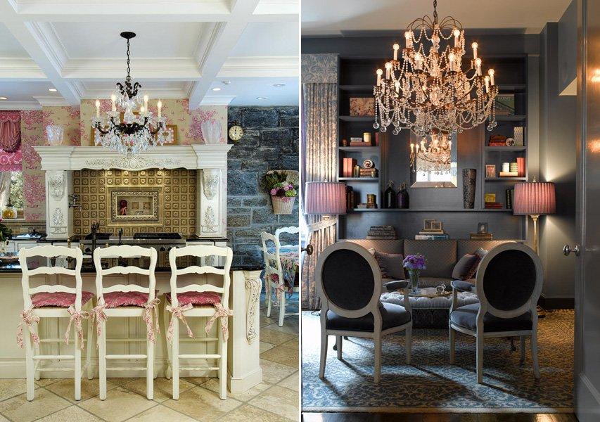 Decoraci n de estilo barroco masluzmx - Muebles estilo barroco moderno ...