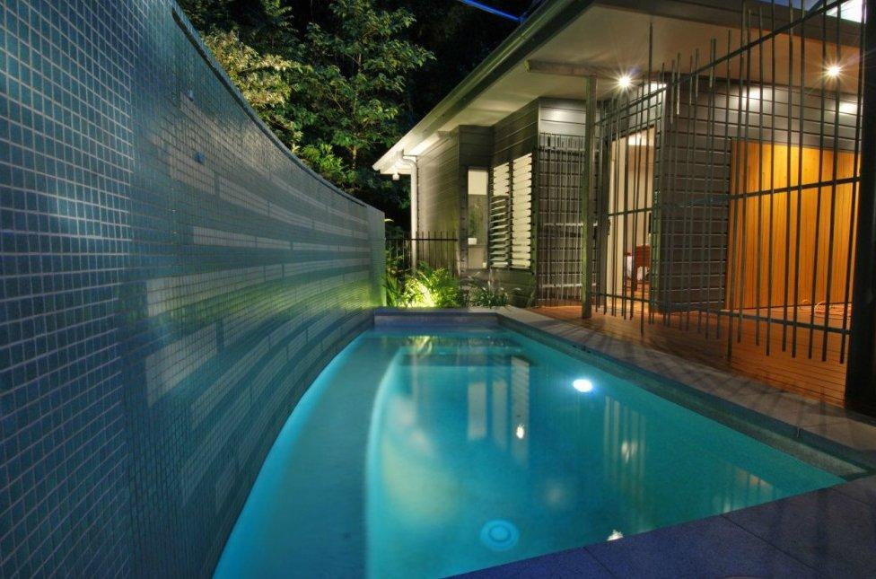 Una Casa Moderna En Los 225 Rboles Decoraci 243 N Del Hogar