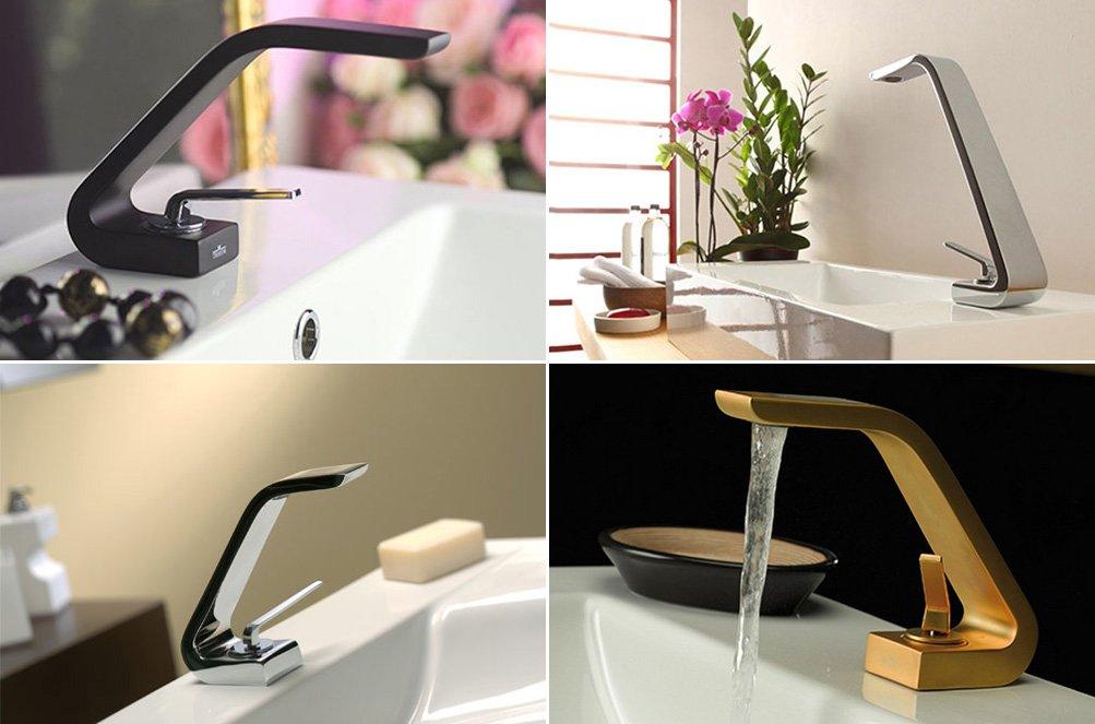 Tipos Griferia Para Baño:Griferías para baño de diseño de la firma Webert Decoración del