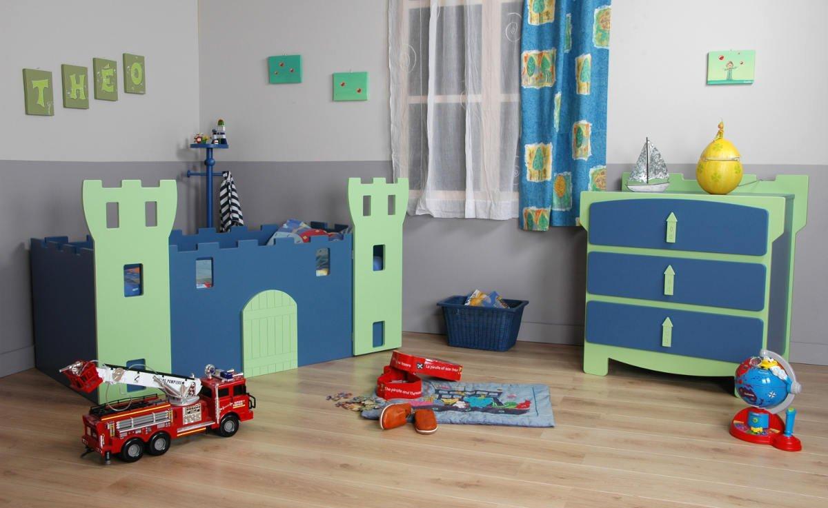 Habitaciones infantiles de octave l ontine decoraci n - Cuartos infantiles nino ...